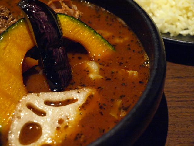 札幌 オリジナルスープカレー SHO-RIN_d0153062_106650.jpg