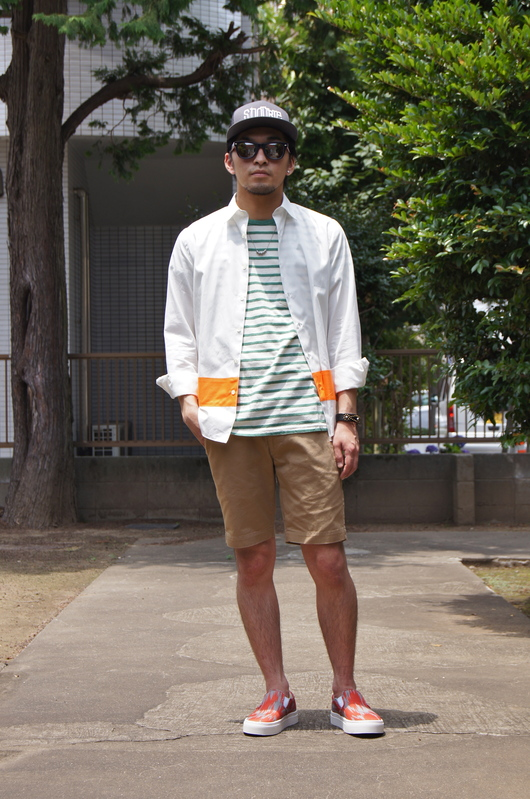 S/DOUBLE - Summer Street Style!!_f0020773_1939302.jpg