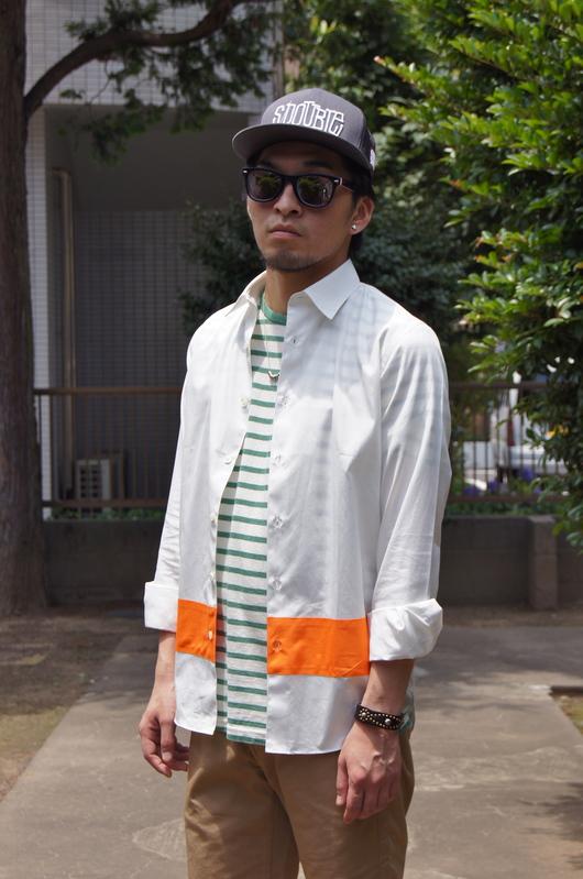S/DOUBLE - Summer Street Style!!_f0020773_19404037.jpg