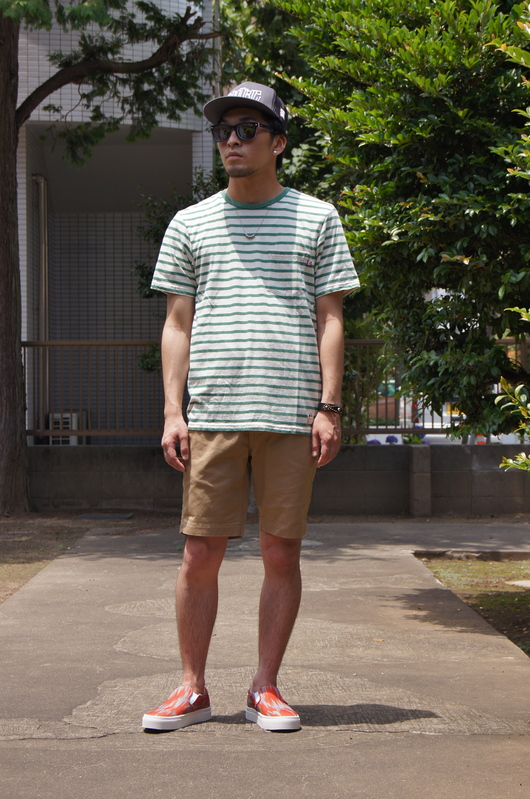 S/DOUBLE - Summer Street Style!!_f0020773_19425684.jpg