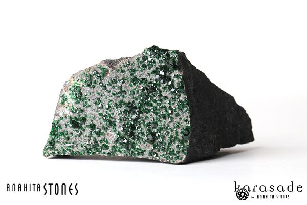 ウバロバイトガーネット原石(ロシア産)_d0303974_2331470.jpg