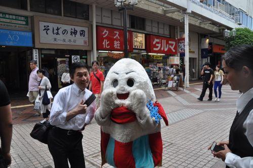 一番町四丁目大道芸初見参!_b0008475_22145484.jpg