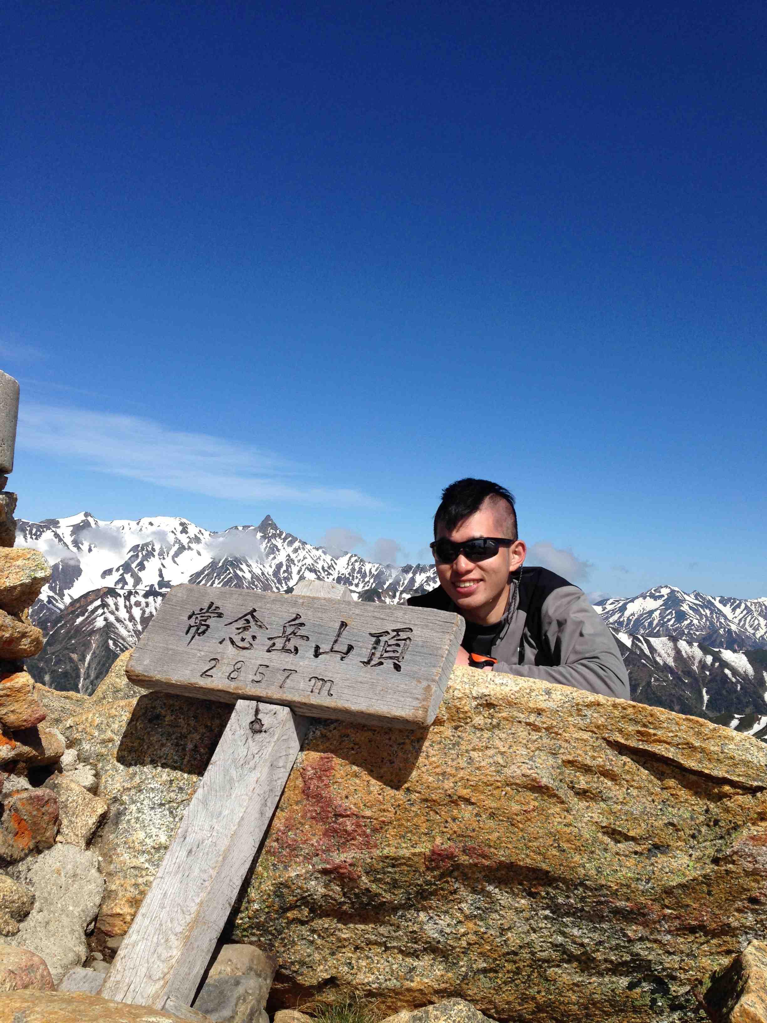 燕岳~常念岳_d0237801_21143098.jpg