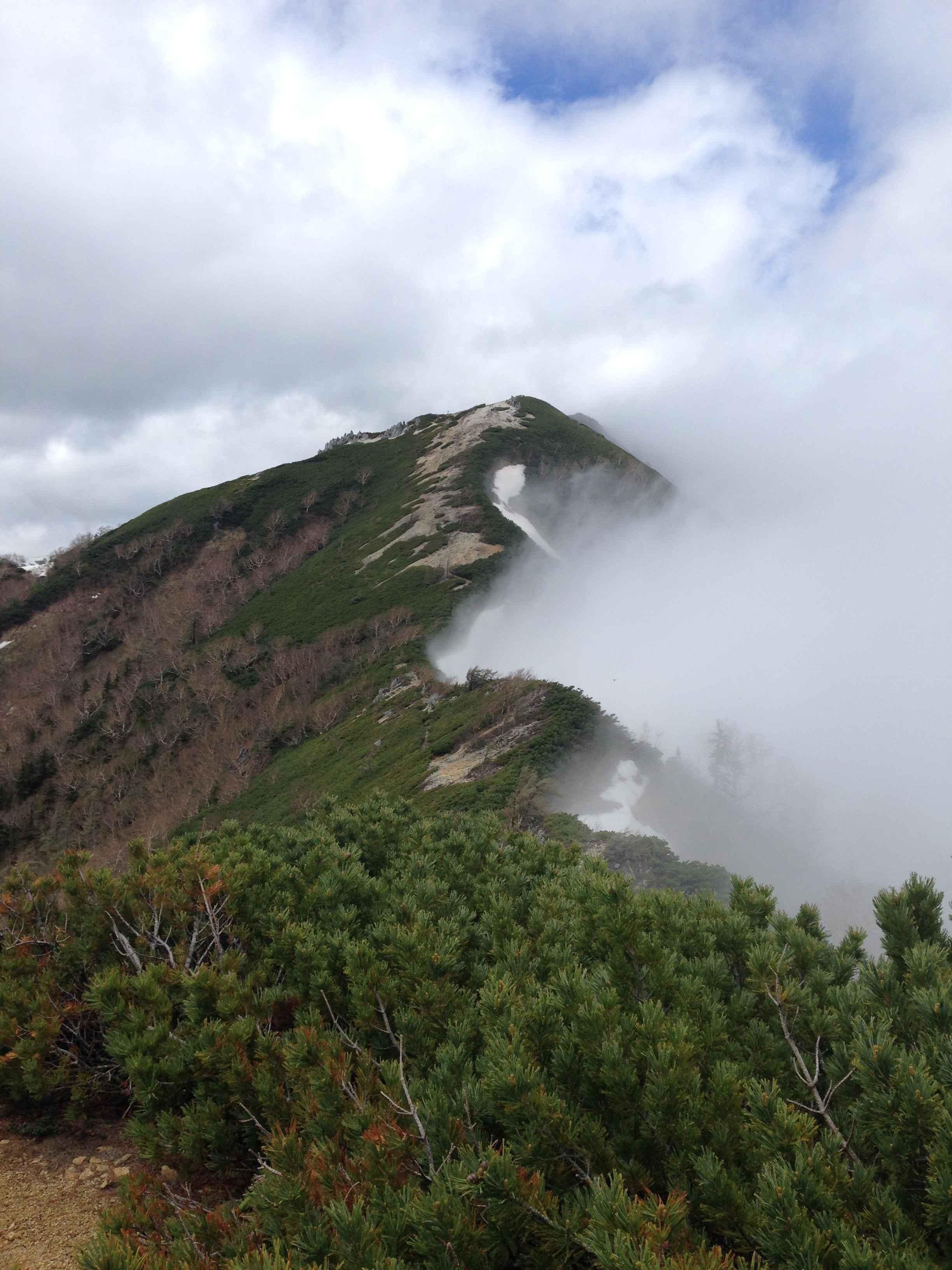 燕岳~常念岳_d0237801_2125319.jpg