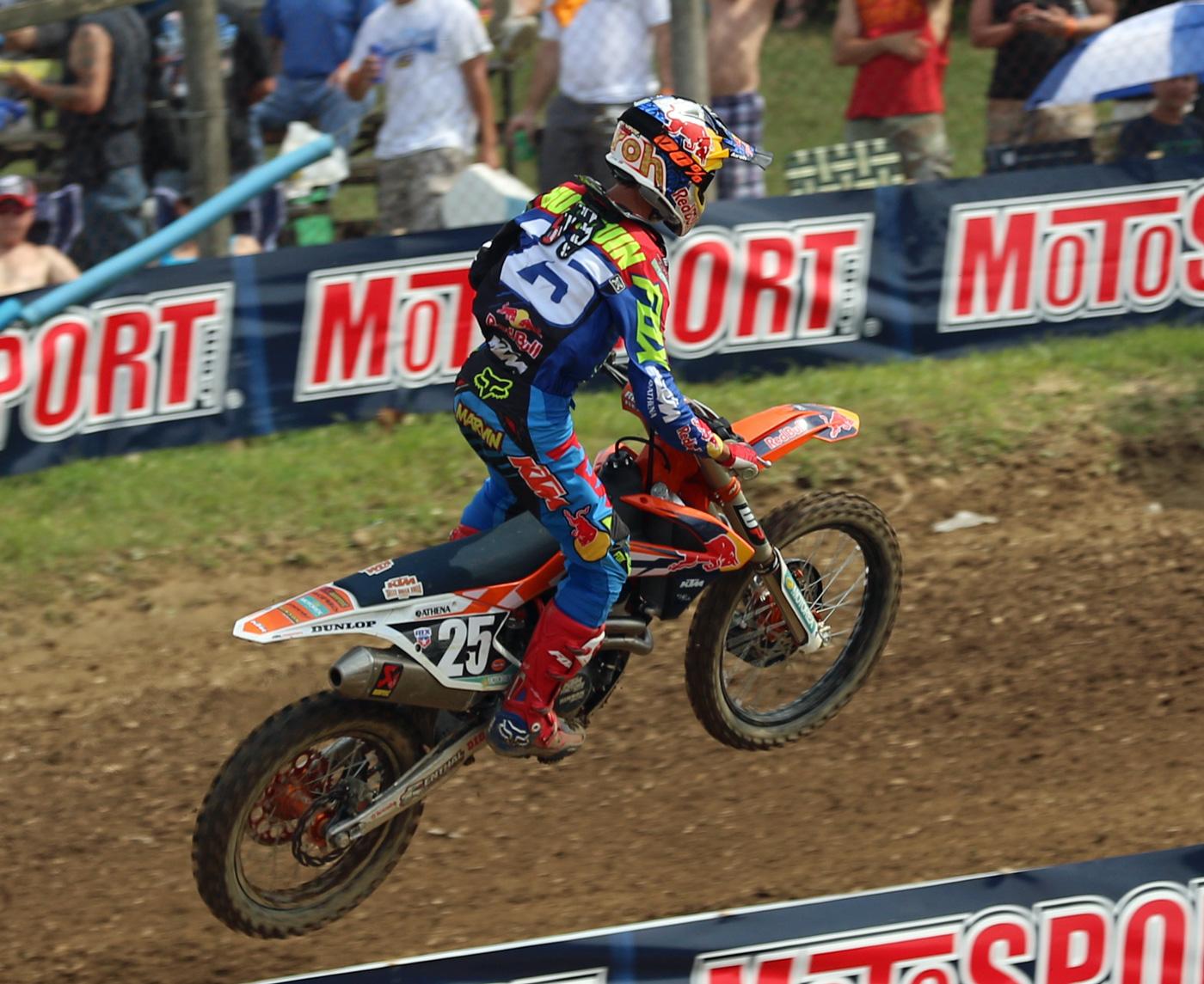 Lucus Oil Pro Motocross HIGH POINT 250CLASS MOTO#2_d0091546_9112723.jpg