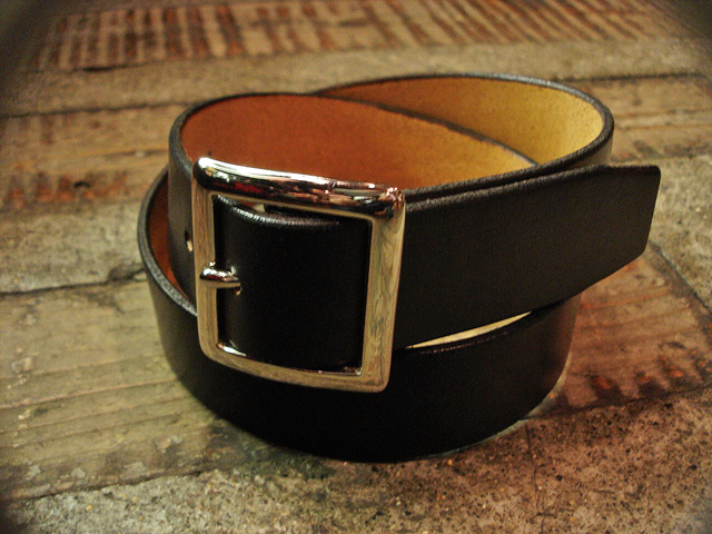 Jutta Neumann New York [Garrison Buckle] Belt !!_a0132147_23414235.jpg