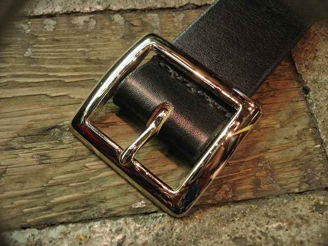 Jutta Neumann New York [Garrison Buckle] Belt !!_a0132147_23414976.jpg