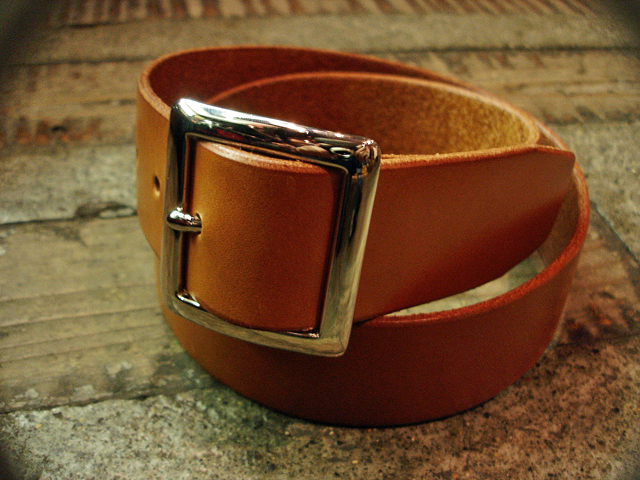 Jutta Neumann New York [Garrison Buckle] Belt !!_a0132147_23422194.jpg