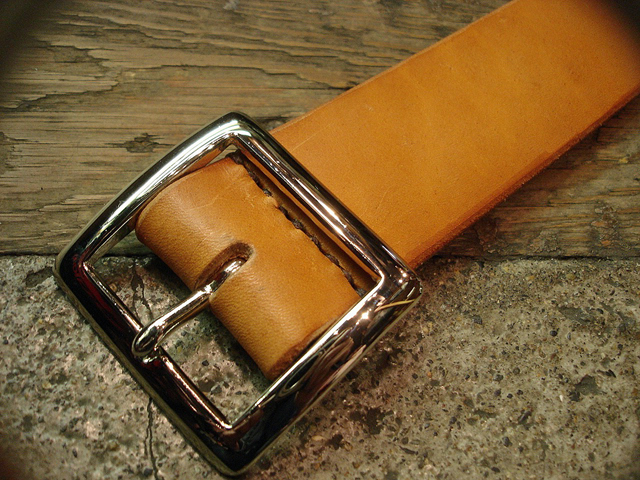 Jutta Neumann New York [Garrison Buckle] Belt !!_a0132147_23423191.jpg