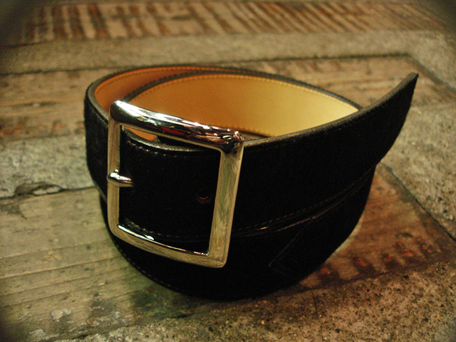 Jutta Neumann New York [Garrison Buckle] Belt !!_a0132147_2342387.jpg