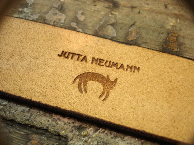 Jutta Neumann New York [Garrison Buckle] Belt !!_a0132147_23431260.jpg