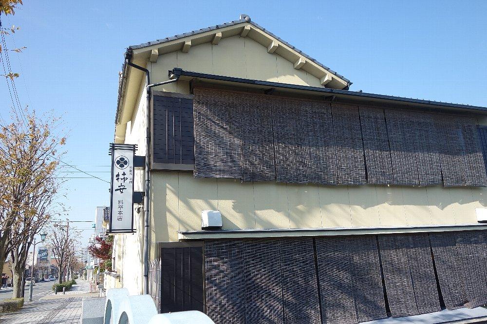 桑名の料亭とレストラン_c0112559_10114023.jpg
