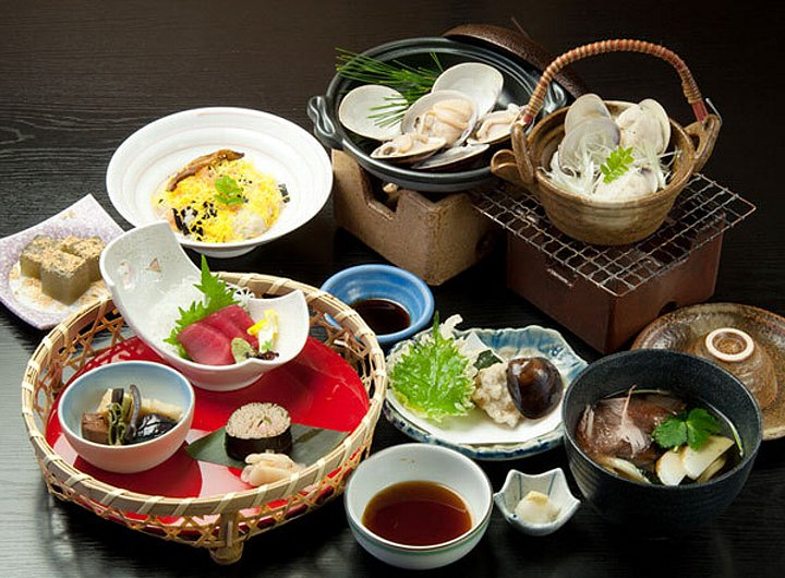 桑名の料亭とレストラン_c0112559_9592990.jpg