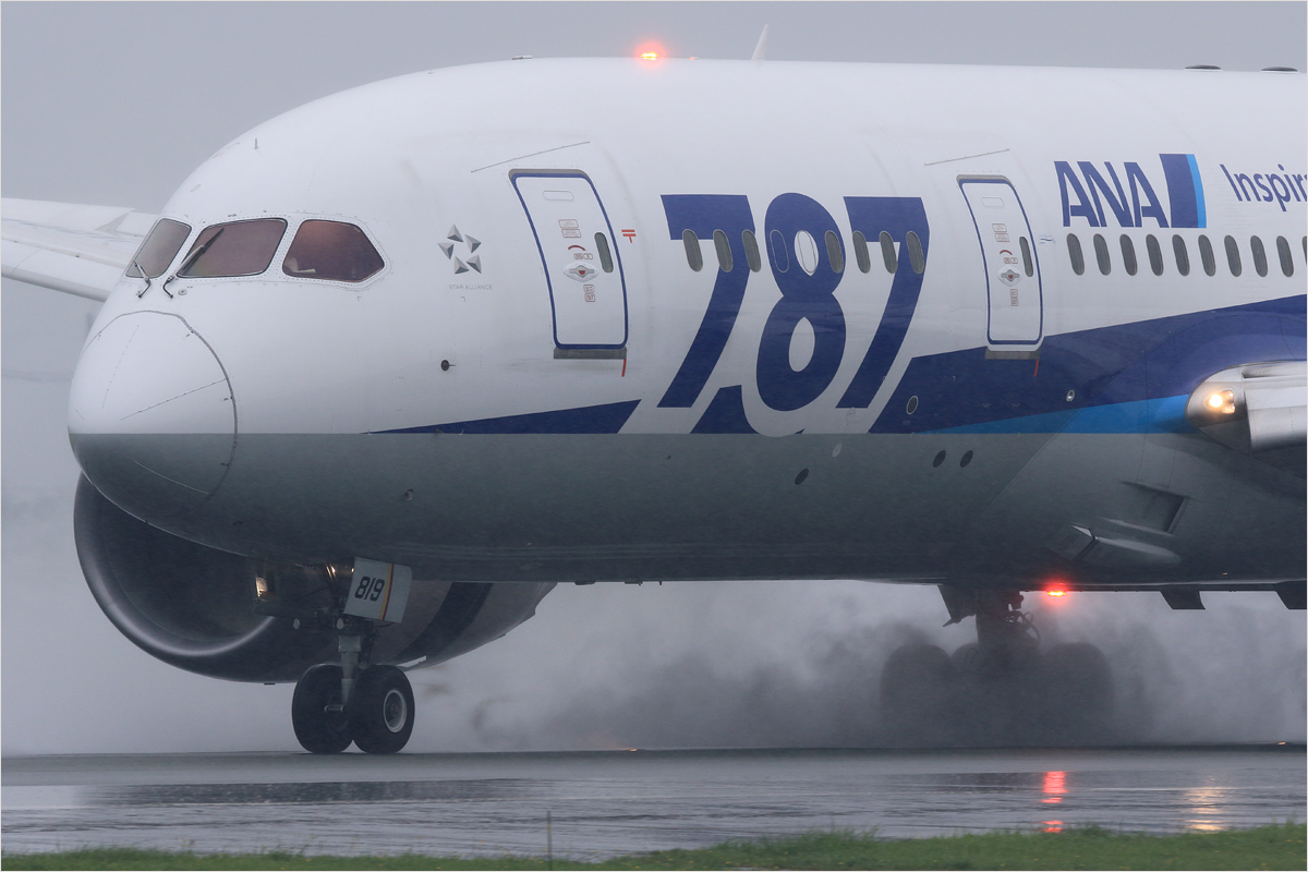 雨の動感 - 熊本空港_c0308259_23454242.jpg