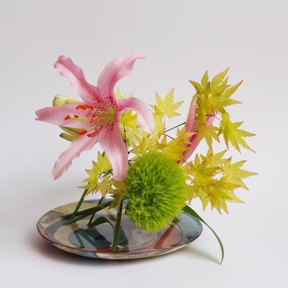 花とうつわのワークショップ_a0317164_20454039.jpg