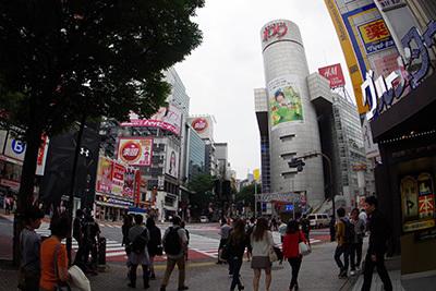 6月18日(木)今日の渋谷109前交差点_b0056983_11235283.jpg