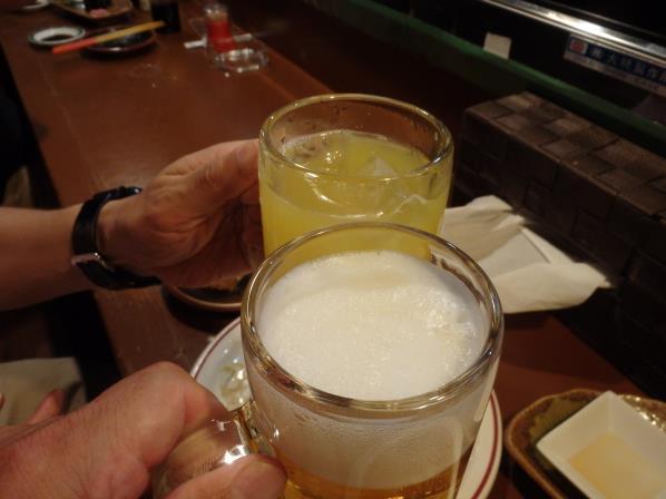 H27年6月の宮古島ダイビング 1日目夜 居酒屋&郷土料理 壱番座_c0118393_14163528.jpg