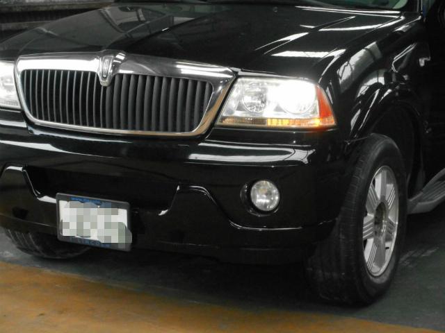 外車のご用命は 掛川・中央自動車へ。リンカーン・アビエーター_c0267693_20155044.jpg