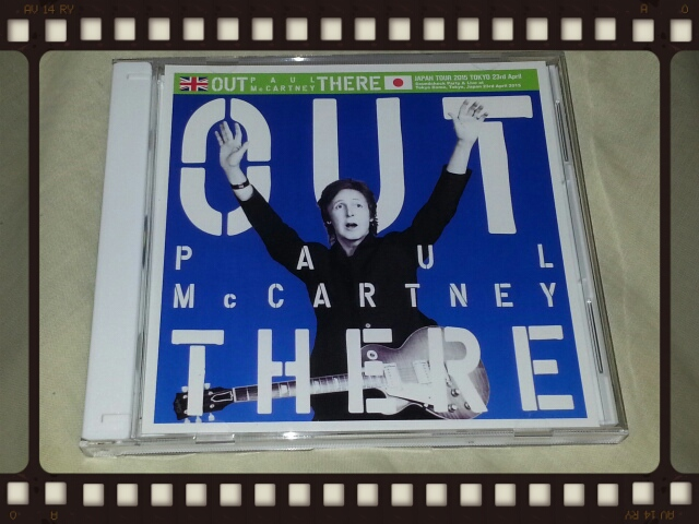 PAUL McCARTNEY / OUT THERE JAPAN TOUR 2015 TOKYO 23rd April_b0042308_1518450.jpg