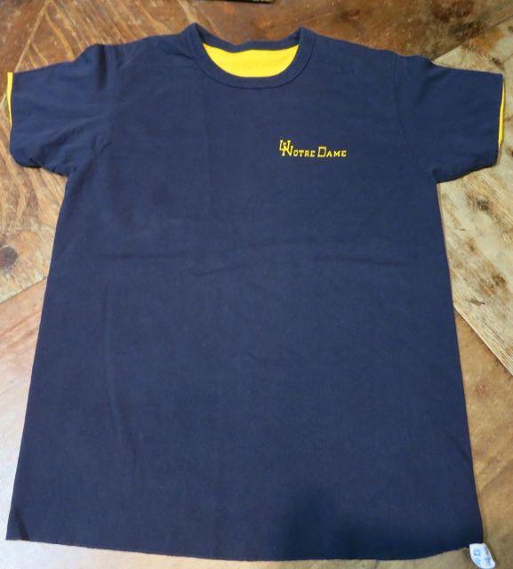 6/20(土)入荷!80\'S チャンピオン リバーシブル カレッジTシャツ!_c0144020_154520.jpg