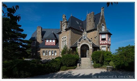 Le Château Richeux : mai 2015 シャトーリシュー その1 お宿篇_d0184921_14195130.jpg