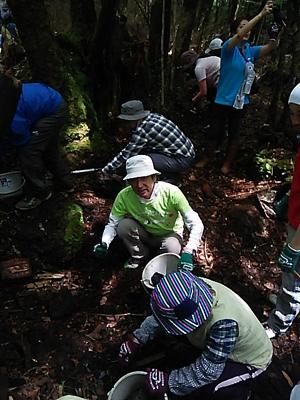 「富士山クリーンツアー2015」/文:ルー大柴_a0083222_16241040.jpg