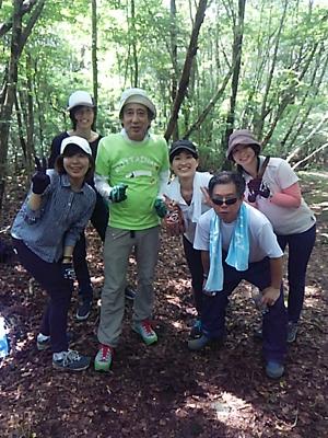 「富士山クリーンツアー2015」/文:ルー大柴_a0083222_16251555.jpg