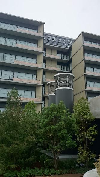 兵庫県立尼崎総合医療センターの内覧会でした_e0175651_17375273.jpg
