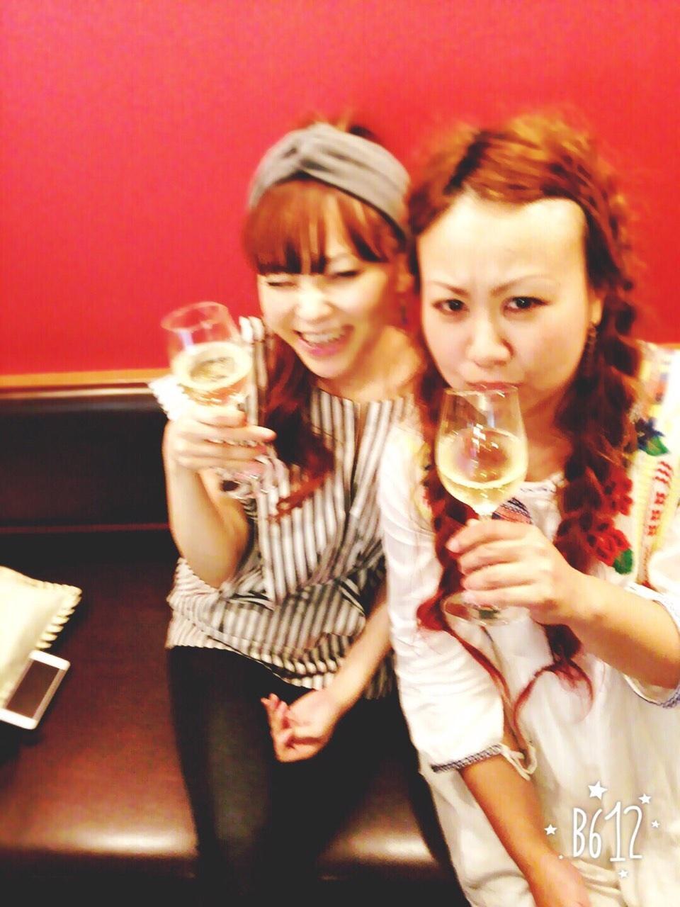 女子飲み♡_d0095562_2130413.jpg