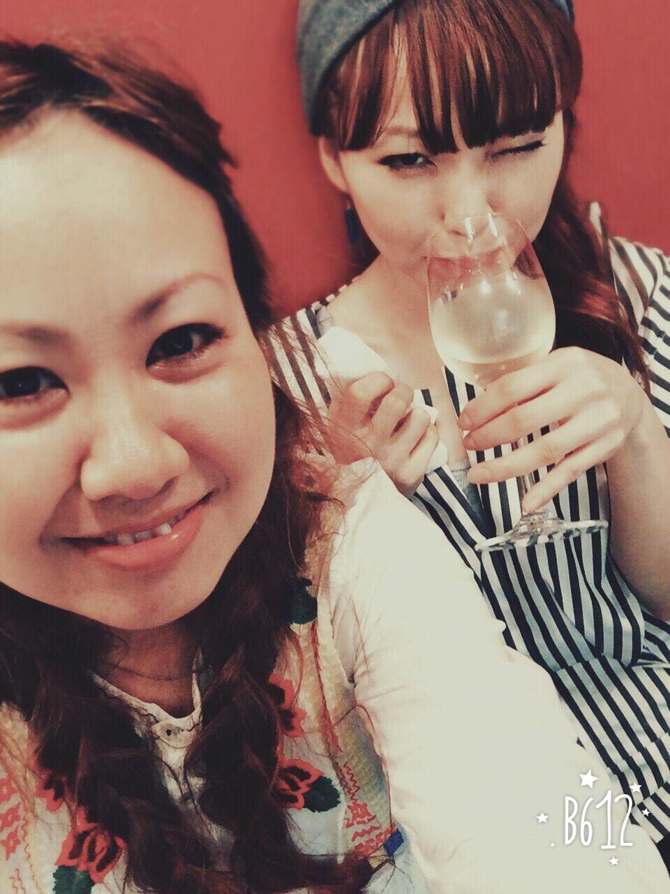 女子飲み♡_d0095562_21304191.jpg