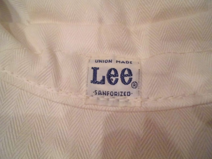 Early60\'s DEAD STOCK Lee HBT Engineer Cap NOS ① _e0187362_14423028.jpg