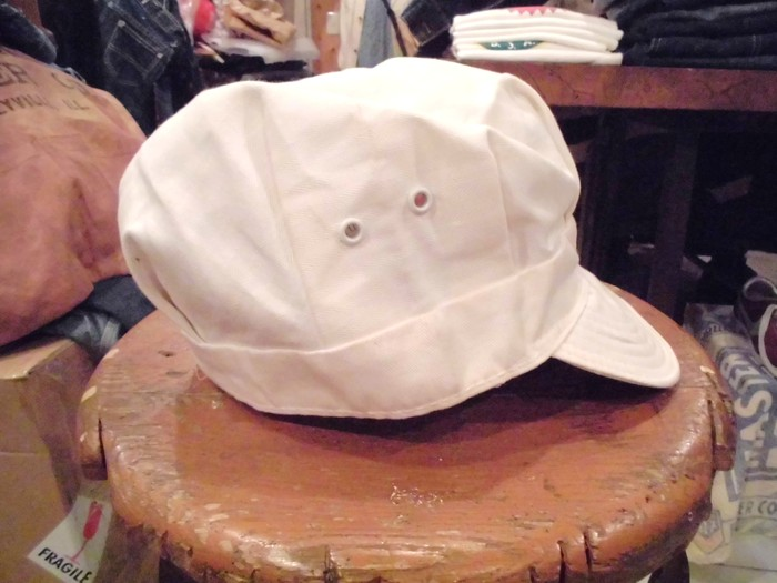 Early60\'s DEAD STOCK Lee HBT Engineer Cap NOS ① _e0187362_1445272.jpg
