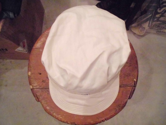 Early60\'s DEAD STOCK Lee HBT Engineer Cap NOS ① _e0187362_14454435.jpg