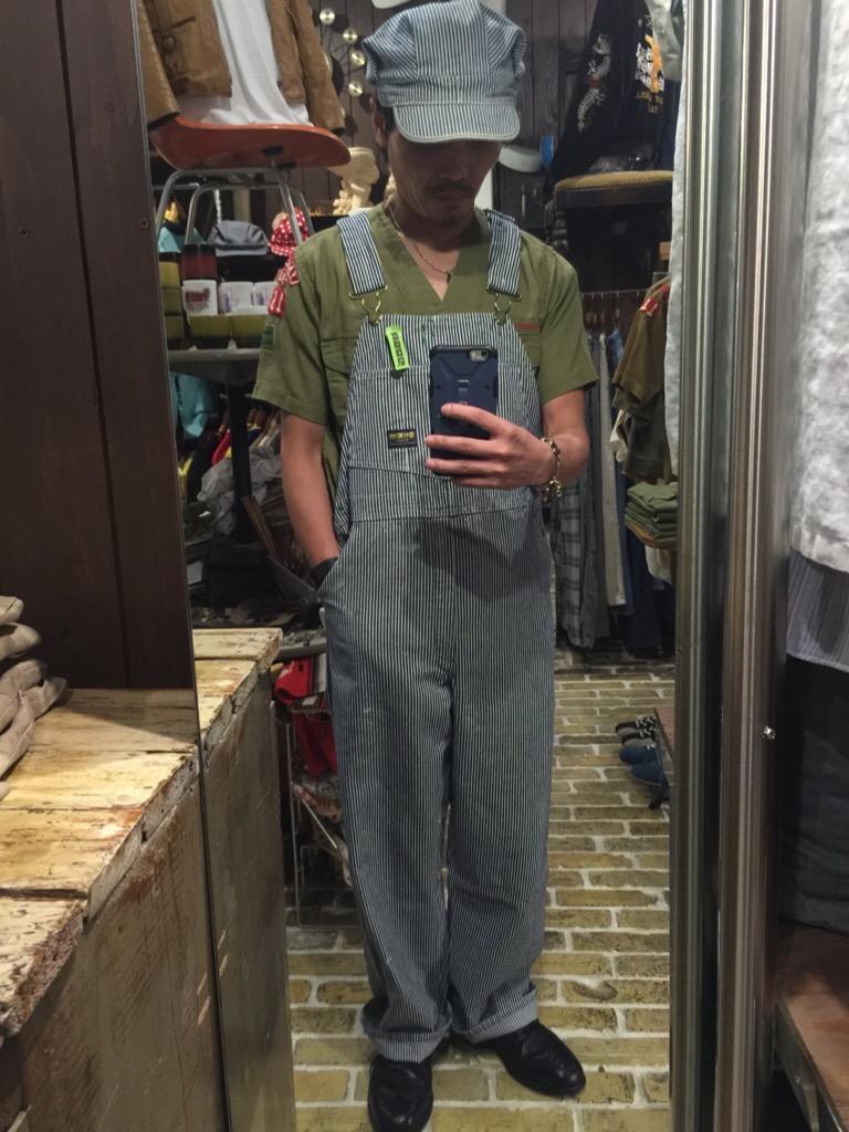 襟なしシャツの魅力!+本日のお知らせです。(T.W.神戸店)_c0078587_1474234.jpg