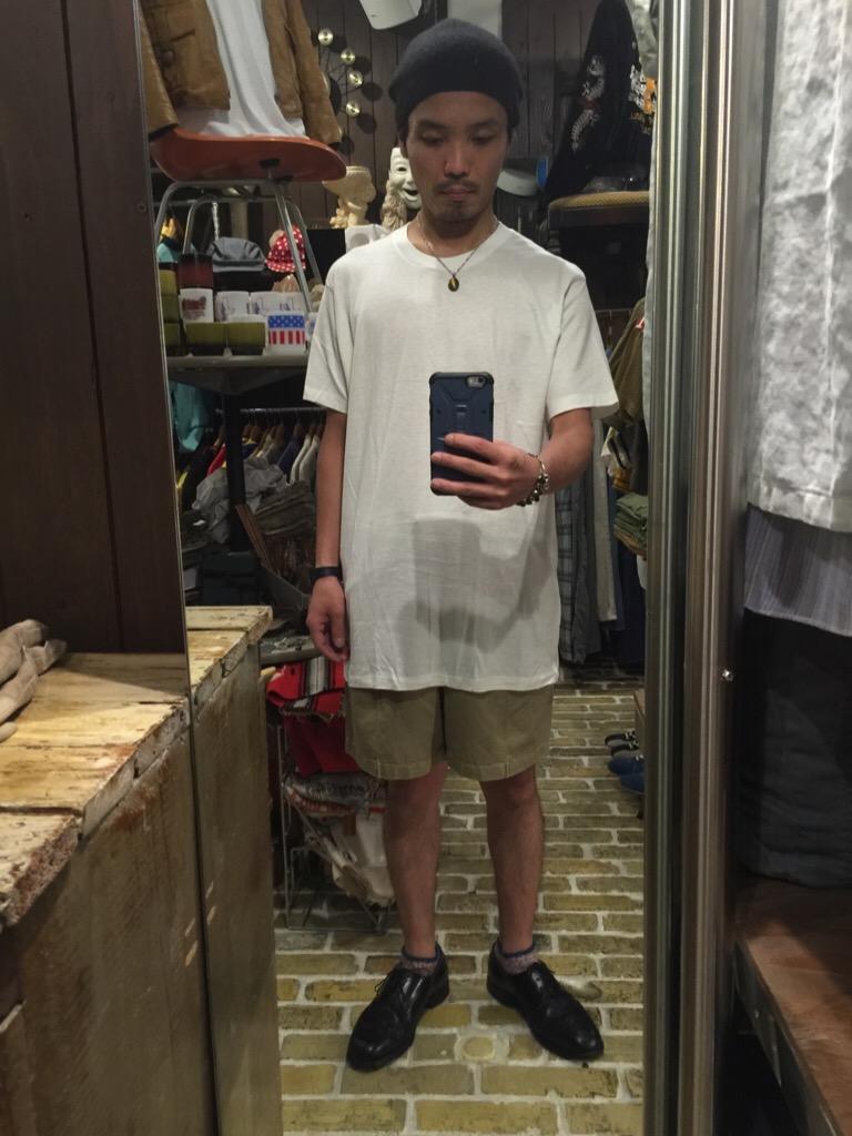 襟なしシャツの魅力!+本日のお知らせです。(T.W.神戸店)_c0078587_1495724.jpg