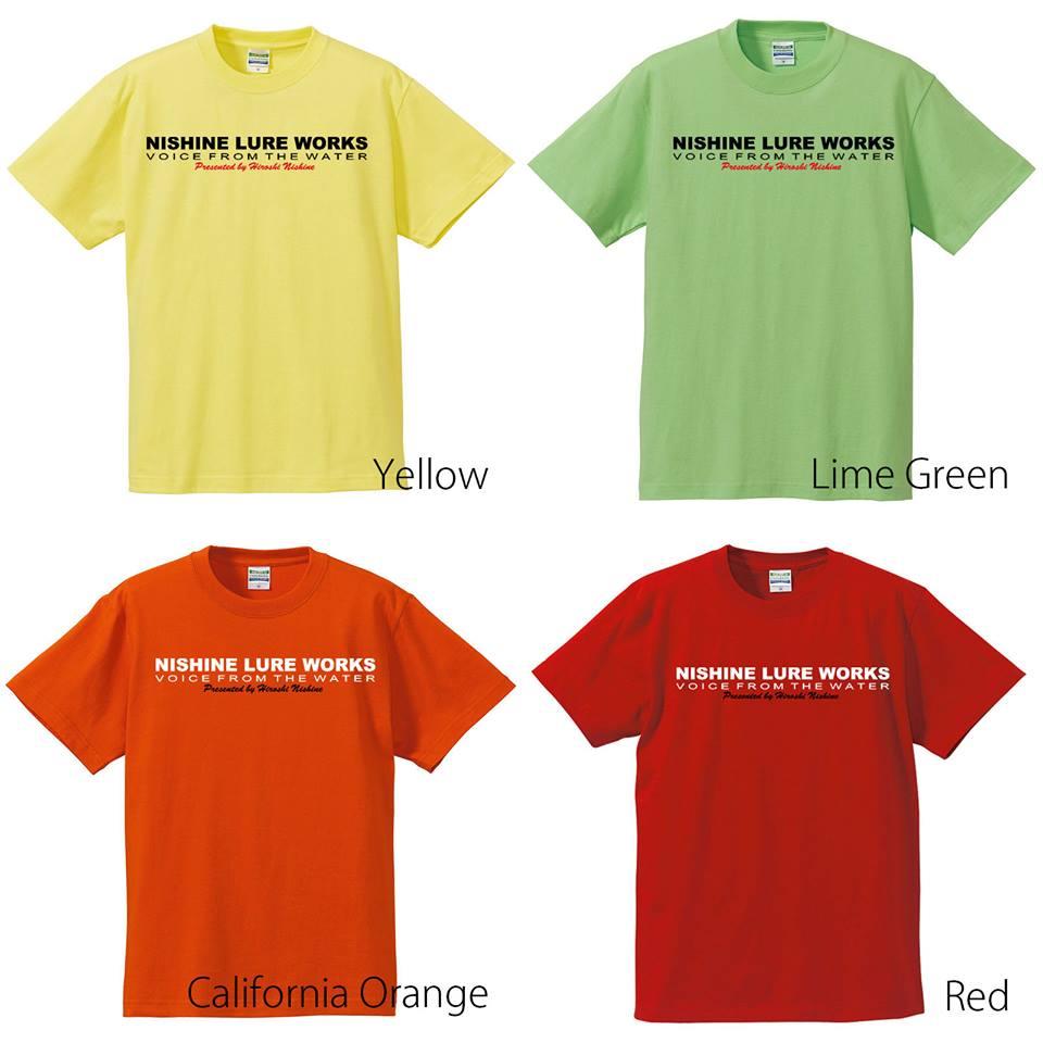 NLWアウトレット 【NLWロゴTシャツの予約販売のご案内】_d0145899_12332642.jpg