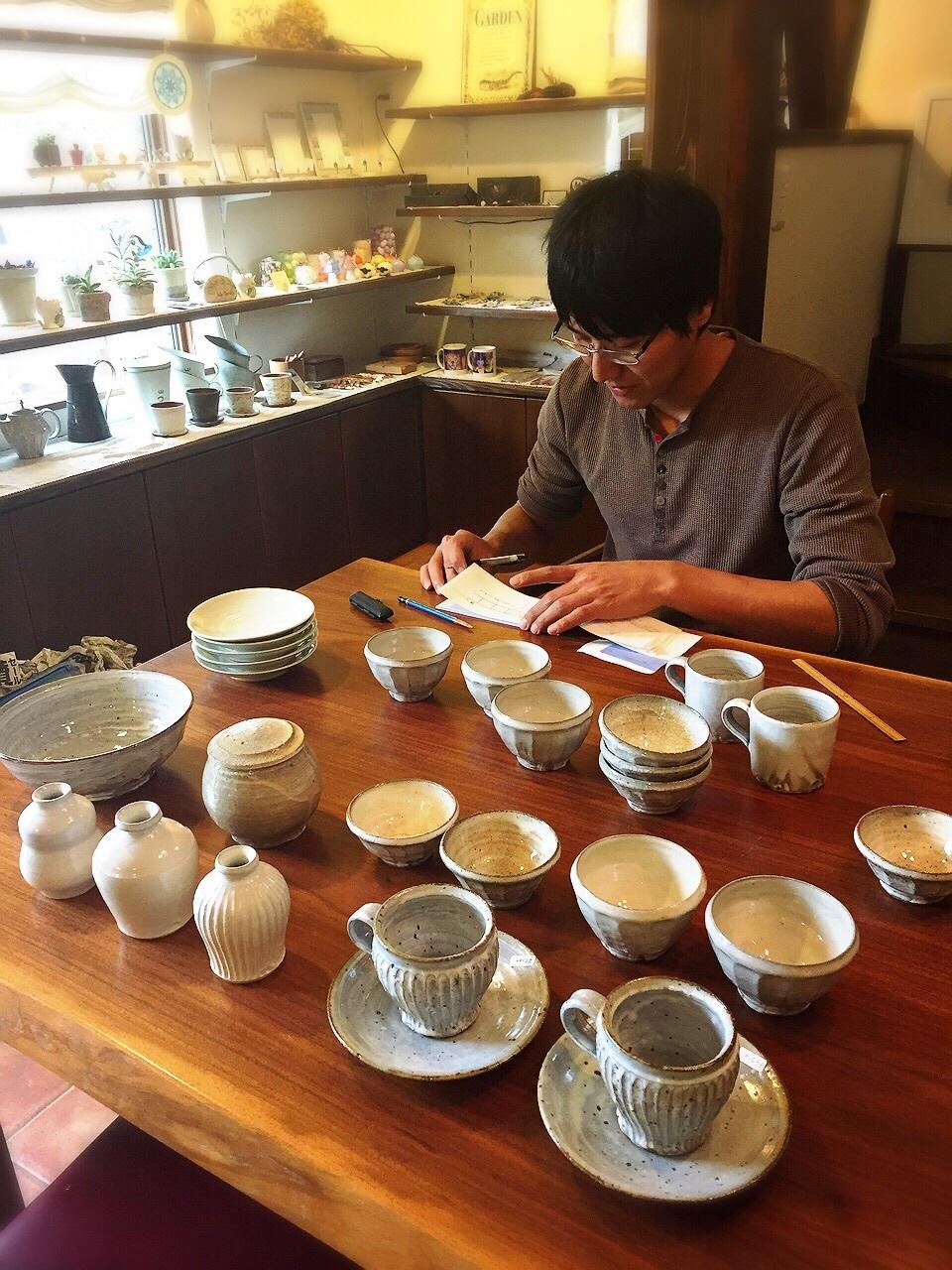 【新作到着】陶芸作家・くるり窯さま_a0322702_14585185.jpg