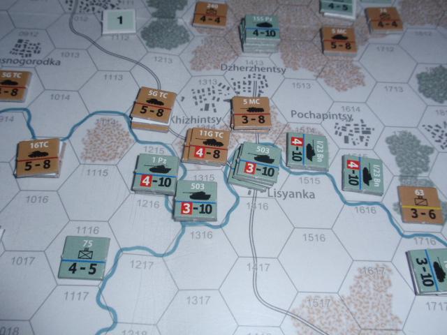 CHS/CMJ「コルスンの戦い」ソロプレイ(2戦目)⑤_b0162202_1811872.jpg