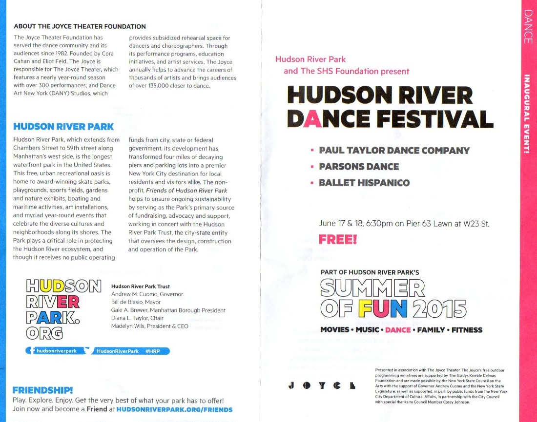 ハドソン・リバー・ダンス・フェスティバル Hudson River Dance Festival 2015_b0007805_5233728.jpg