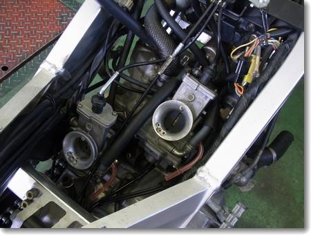 RGV250γ(VJ21A-J型)修理・整備記録_c0147448_22521140.jpg