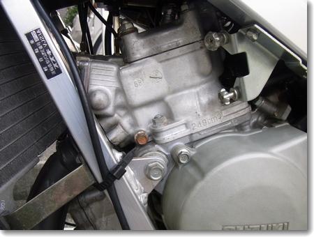 RGV250γ(VJ21A-J型)修理・整備記録_c0147448_23422514.jpg