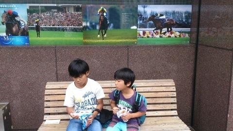 久しぶりに?息子たちと神戸に行ってきました~♪(^o^)/_d0191262_22231908.jpg