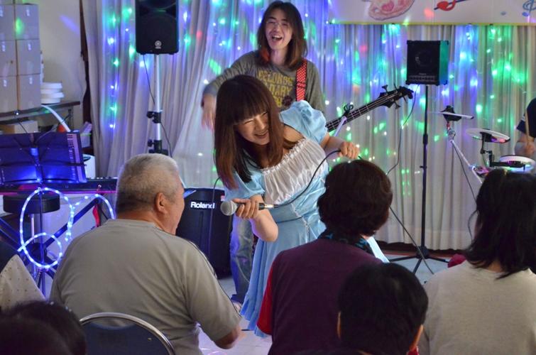 6月6日、パレットコンサート@仲間園♪_e0188087_22383210.jpg