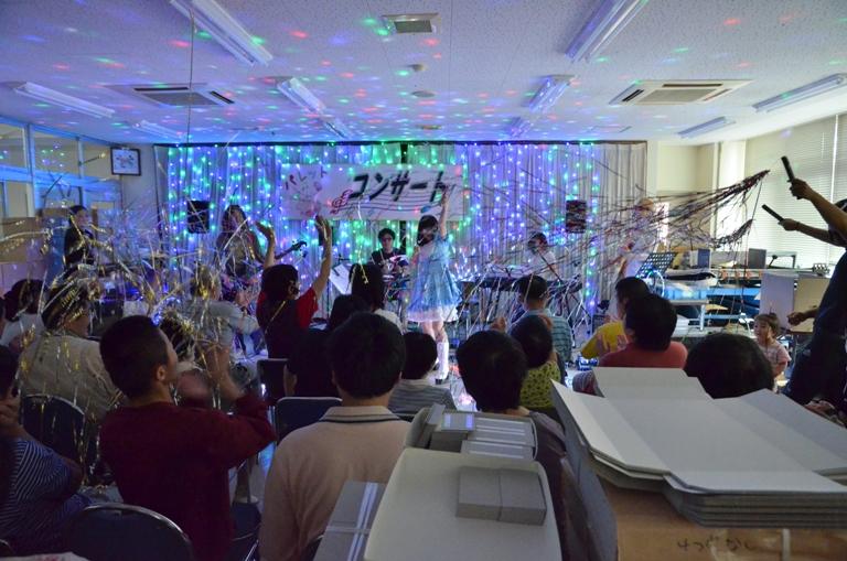 6月6日、パレットコンサート@仲間園♪_e0188087_22411971.jpg