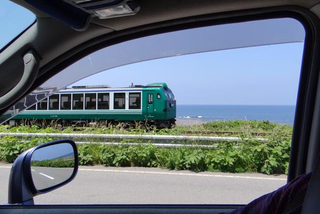 初夏の西海岸ドライブ。海と蕎麦畑の景色など~♪_a0136293_1612517.jpg
