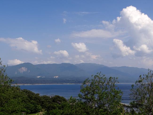 初夏の西海岸ドライブ。海と蕎麦畑の景色など~♪_a0136293_16352272.jpg