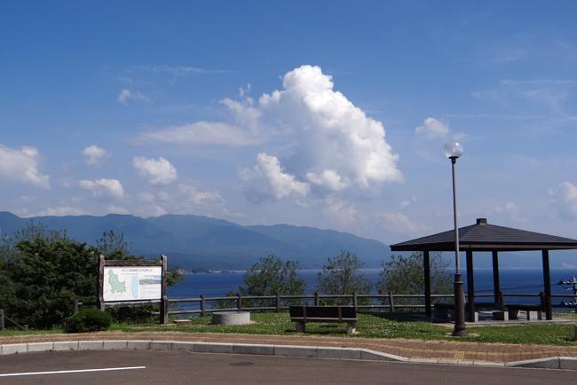 初夏の西海岸ドライブ。海と蕎麦畑の景色など~♪_a0136293_1635694.jpg