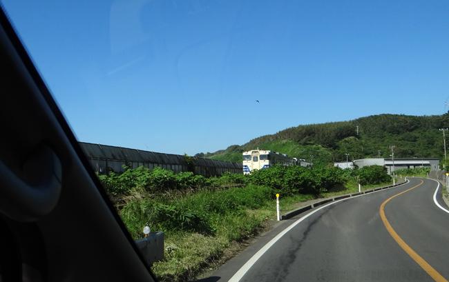 初夏の西海岸ドライブ。海と蕎麦畑の景色など~♪_a0136293_1639515.jpg