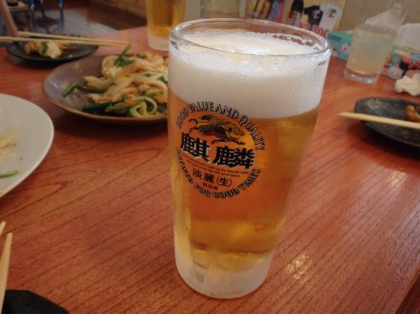 H27年6月の宮古島ダイビング3日目夜 海鮮居酒屋「だんらん」_c0118393_1851850.jpg