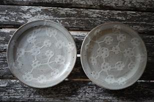 ②皿・平鉢=ウエダ キヨアキさんの器が追加入荷しました!_f0226293_8594233.jpg